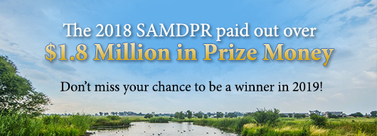 SAMDPR at Heron Banks Golf and River Estate